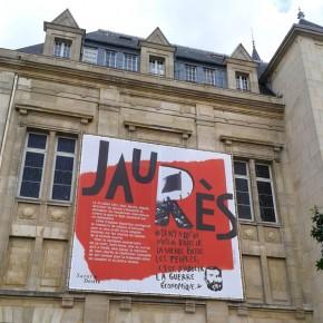 Saint-Denis rend hommage à Jaurès