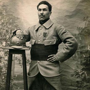 Constantin et Nicolas, deux Bulgares de la Légion