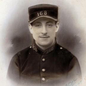 Alexandre Moreau, menuisier aux usines Pleyel