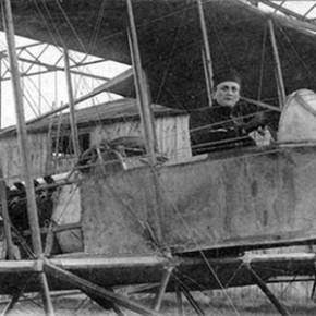 André Quennehen, le pilote intrépide