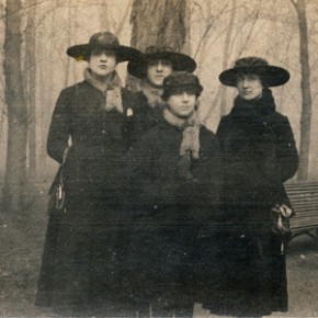 Les sœurs Philippe, quatre filles de caractère