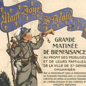 Une affiche de Francisque Poulbot