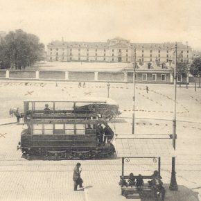 Prendre le tramway ?
