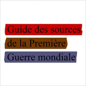 Guide des sources de la Guerre de 14 à Saint-Denis