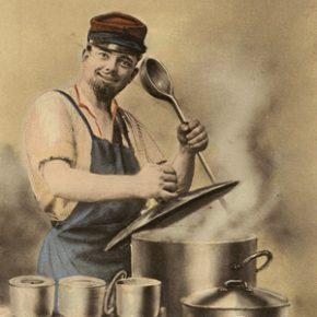 Popote de poilu (2) : cuisiner au front